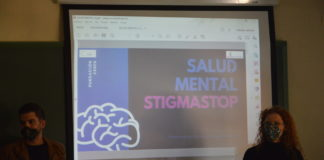 Charla Salud Mental